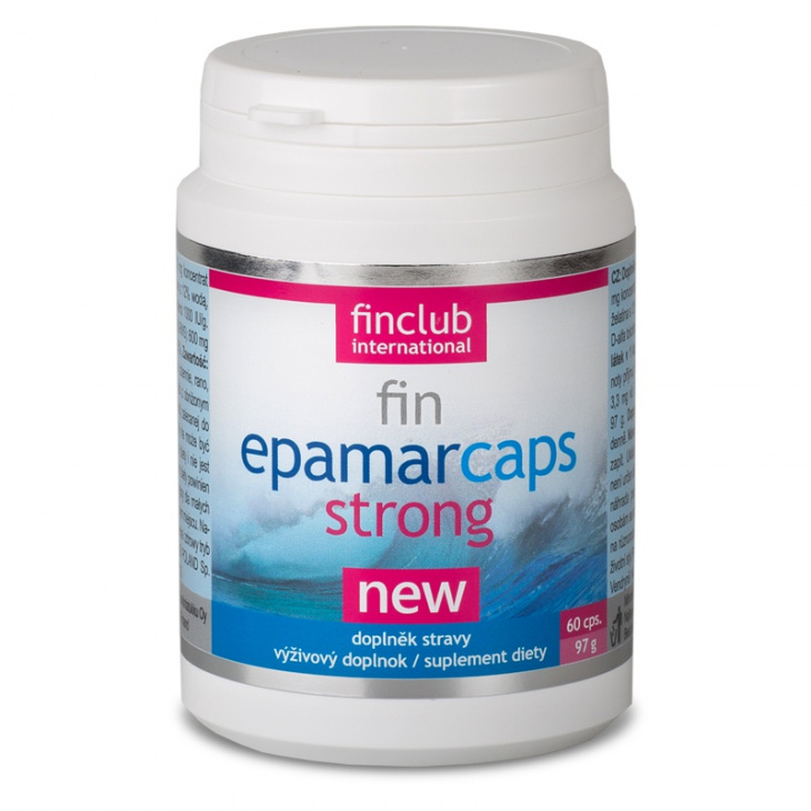fin Epamarcaps Strong NEW