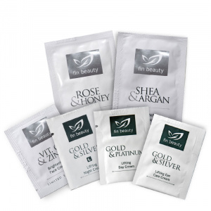 Set of 6 samples fin beauty