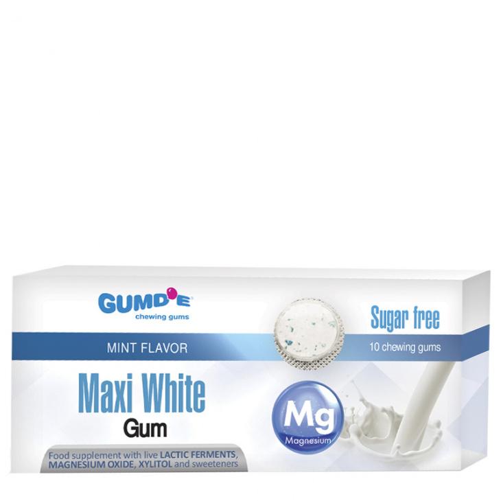 Gum Maxi White