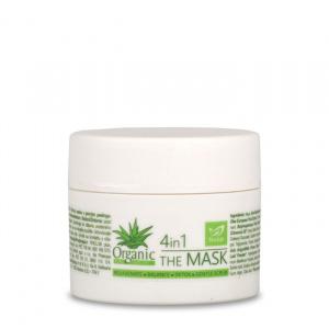 Mask 4 in 1: Aloe Vera & Olive Oil