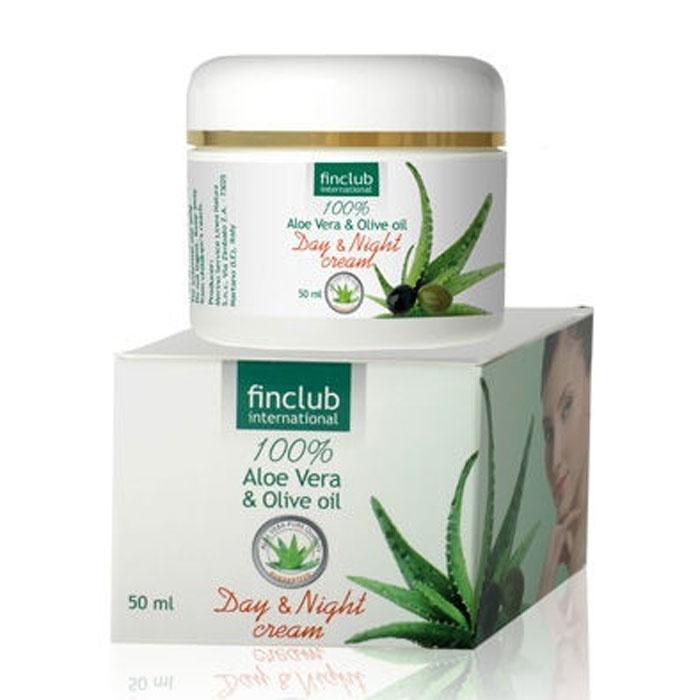Cream day and night: Aloe Vera & Olive Oil