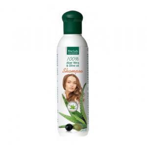 Shampoo Aloe Vera & Olive Oil