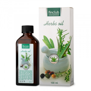 Herbs oil