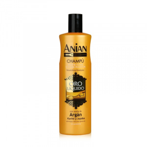Shampoo with argan oil