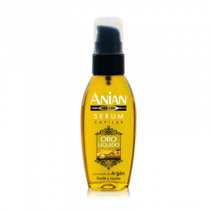 Hair serum with argan oil
